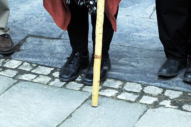 Pilgrimsvandring till heliga platser i Lund